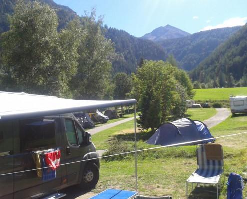 Stellplätze Tirol