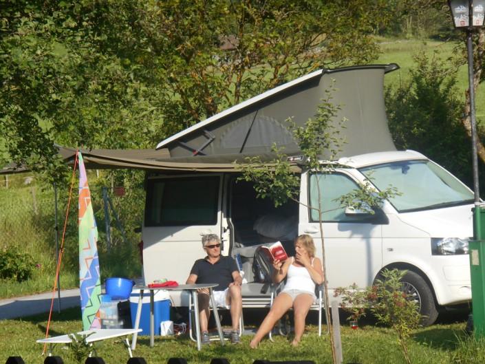 Stellplatz Ötztal Camping
