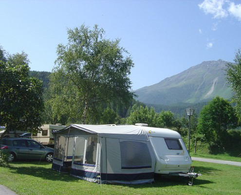 Unterkünfte Stellplätze Ötztal Tirol