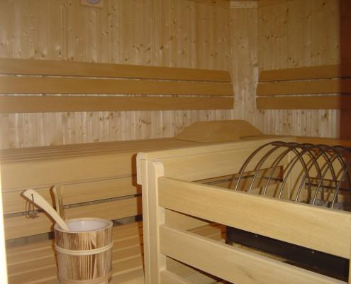 Sauna Ötztal Camping