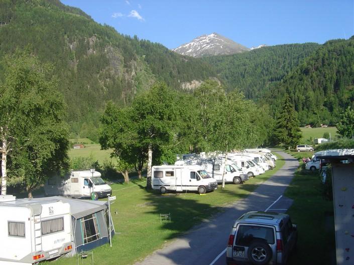Stellplätze am Ötztal Camping