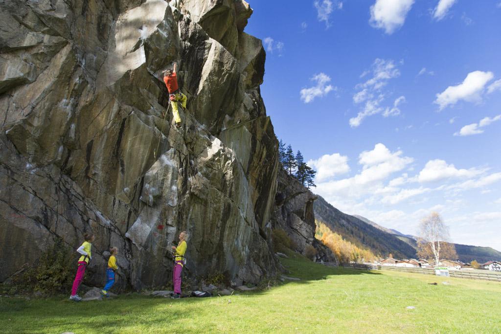 Klettersteig Oetztal : Klettern Ötztal camping tirol