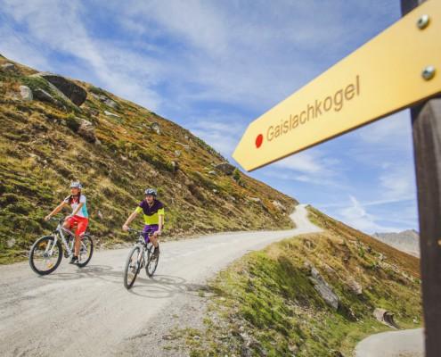 Mountainbiken Tirol