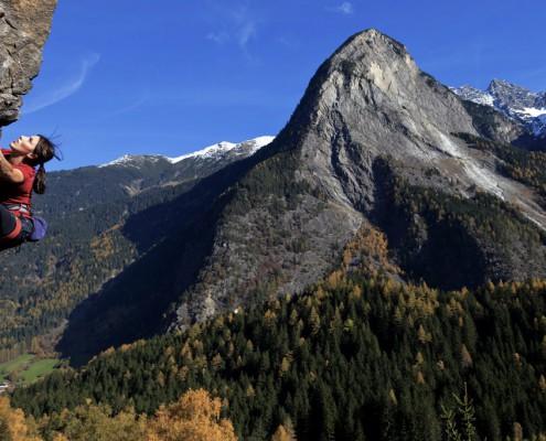 Bergwandern im Ötztal