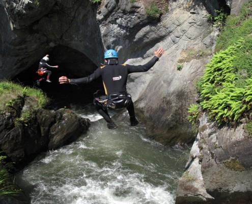 Rafting Ötztal Tirol