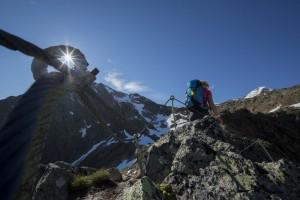 Bergsteigen Tirol