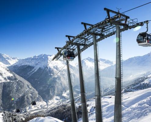Skilifte Ötztal Tirol