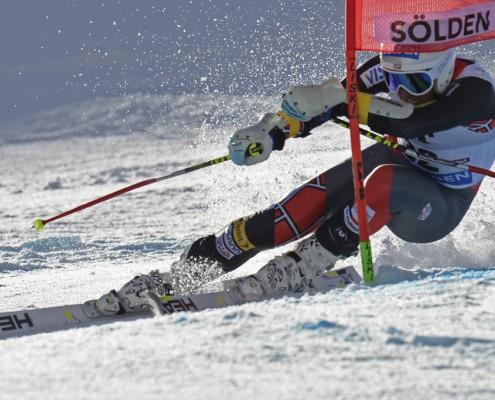Skifahren Ötztal