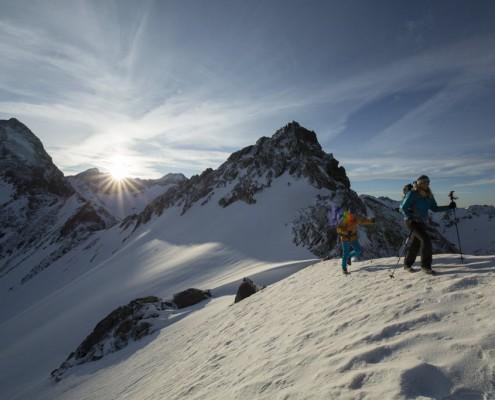 Bergwandern im Tirol