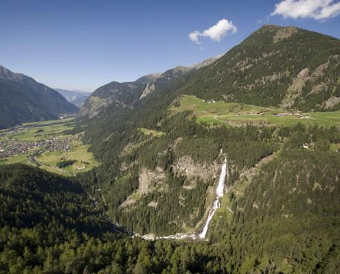 Wasserfälle Tirol