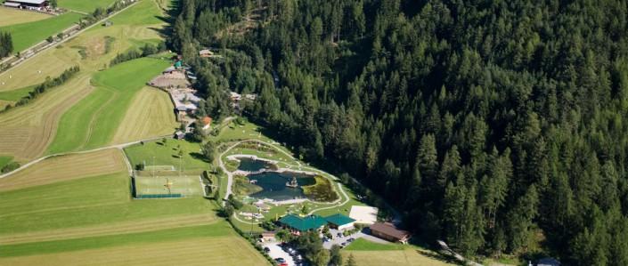 Camping Platz Tirol