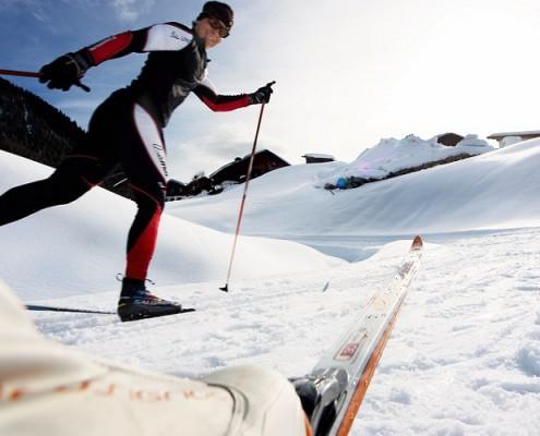 Langlaufen Tirol
