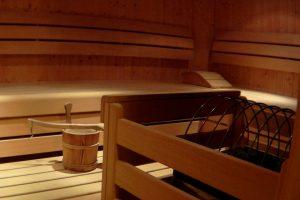 Ötztal Camping Sauna