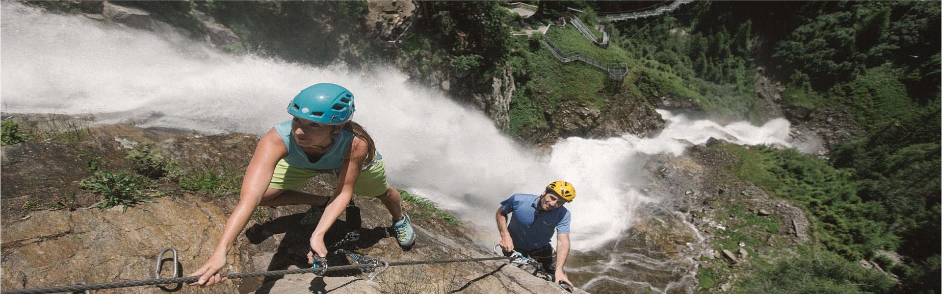 Ötztal Camping Tirol Klettersteig